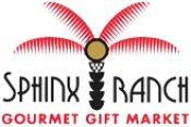 Logo for Sphinx Ranch Gourmet Gift Market