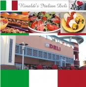 Logo for Rinaldi's Italian Deli