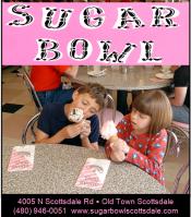 Logo for Sugar Bowl Ice Cream Parlor & Restaurant