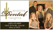 Logo for Arizona Dental Heights & Permanent Make-Up by Paige