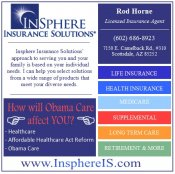 Logo for Insphere Insurance Solutions - Rod Horne - Licensed Insurance Agent