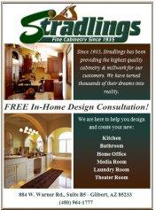 Logo for Stradlings Fine Cabinetry