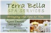 Logo for Terra Bella