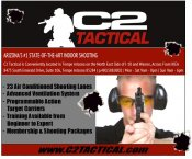 Logo for C2 Tactical