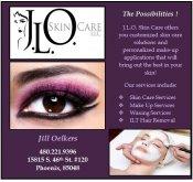 Logo for JLO Skin Care