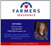 Logo for Farmers Insurance Agent - Jill Fiddler