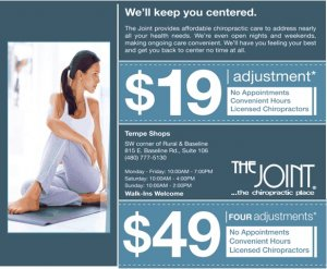 Featured image for The Joint Chiropractic