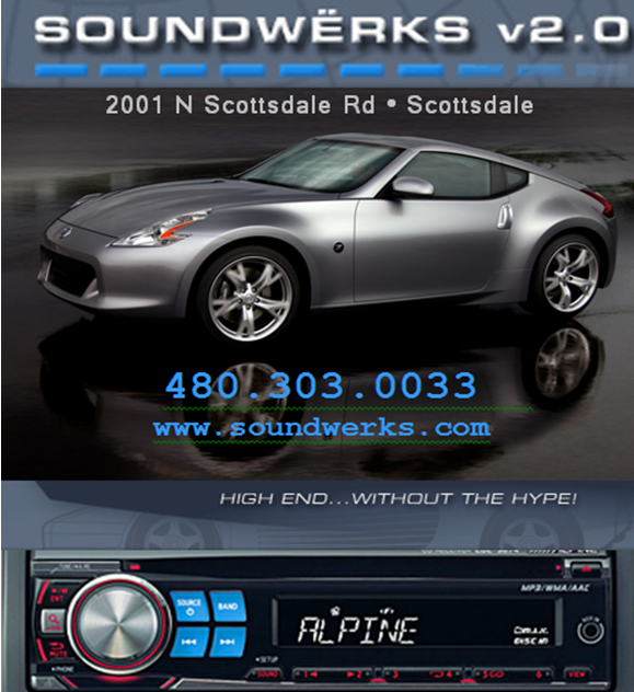 Logo for Soundwerks