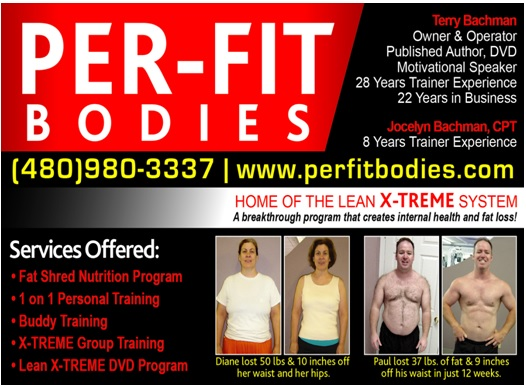 Logo for Per-Fit Bodies