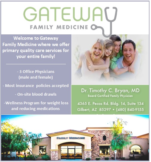 Logo for Gateway Family Medicine