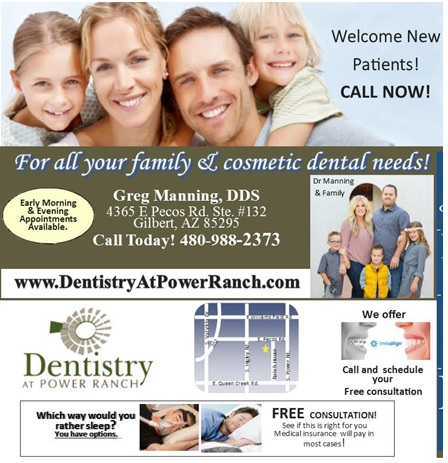 Logo for Dentistry at Power Ranch
