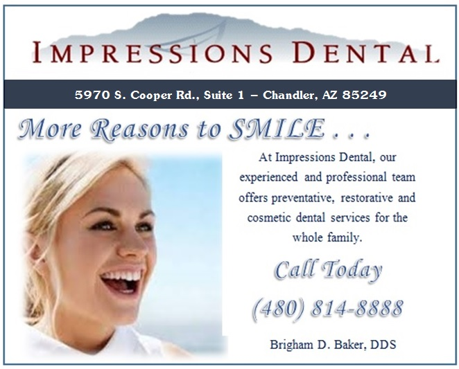 Logo for Impressions Dental